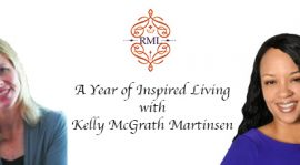A Year of Inspired Living with Kelly McGrath Martinsen