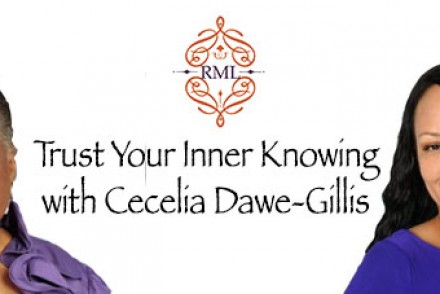 Trust Your Inner Knowing with Cecilia Dawe-Gillis