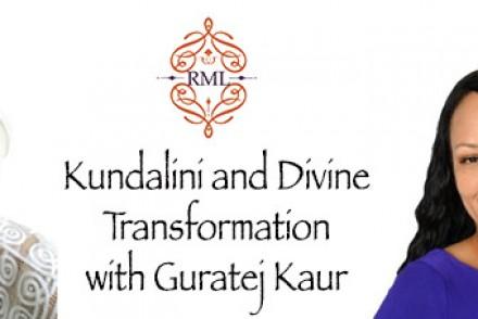 Kundalini and Divine Transformation by Gurutej Kaur
