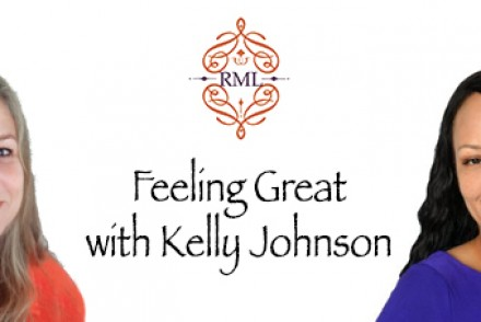 Feeling Great with Kelly Johnson