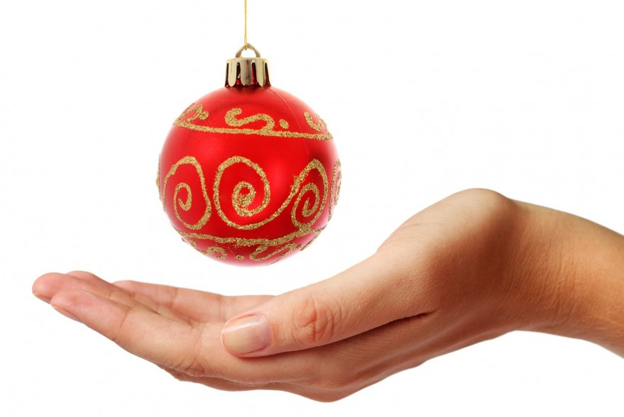 Get a Hand with Holiday Stress